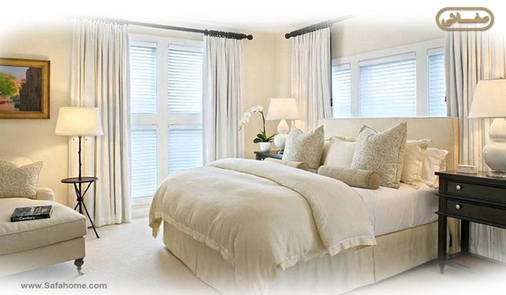 نکاتی برای داشتن بهترین اتاق خواب