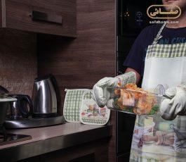 سرویس آشپزخانه وردنه