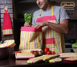سرویس آشپزخانه اسپریت صورتی