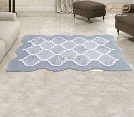 قالیچه زرباف طرح مراکشی
