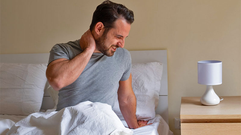 بالش آرتروز گردن برای کاهش درد آرتروز هنگام خواب