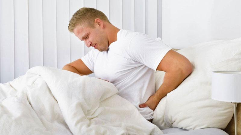 درمان دردهای کمر، مهمترین ویژگی استفاده از تشک طبی