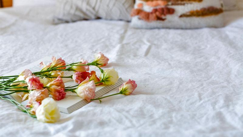 مدل روتختی عروس ساده، بهترین انتخاب برای جهیزیه
