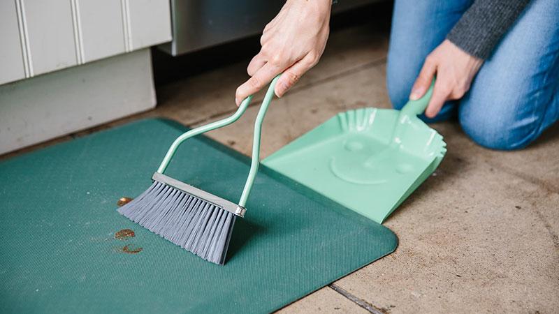 ساده ترین روش تمیزکردن پادری
