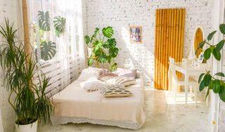 اتاق خواب کوچک را چگونه بچینیم؟ 5 ترفند جالب برای چیدمان اتاق خواب کوچک