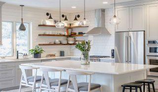 آخرین متد تزیین آشپزخانه عروس چیست؟ نابترین ایدههای چیدمان آشپزخانه عروس را اینجا بخوانید