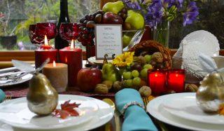 راحتترین و ارزانترین راهکارها برای تزیین میز ناهارخوری
