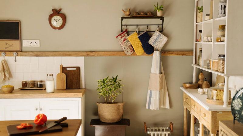 سرویس پارچهای آشپزخانه، بهترین وسیله برای تزیین جهیزیه
