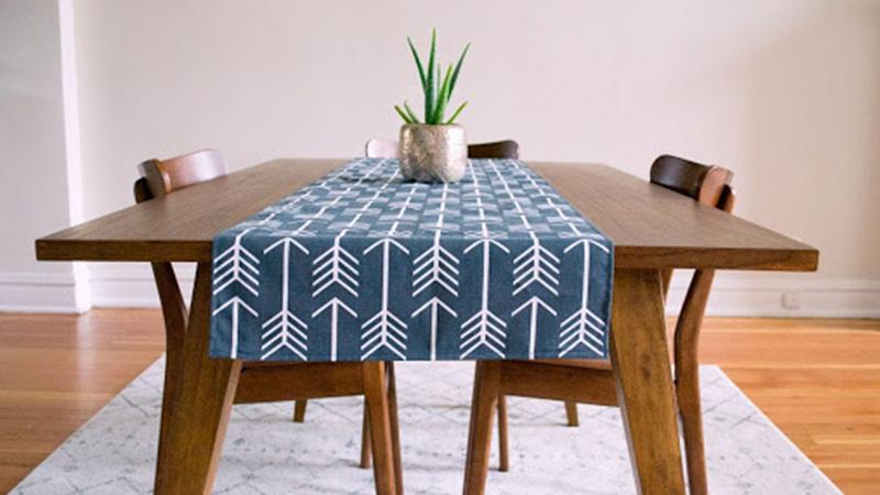 بهترین رانر برای میز چوبی