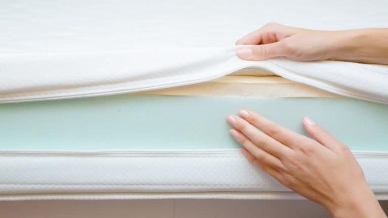 کاهش درد ستون فقرات هنگام خواب با استفاده از تشک مموری فوم
