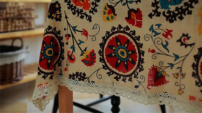 نکات مهم نگهداری و روشهای شستوشوی انواع رومیزی