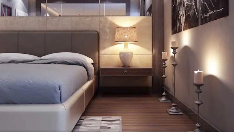 کاربرد اکسسوریهای نورپردازی در بالا بردن جذابیت اتاق خواب