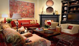 راهنمای چیدمان و دکوراسیون منزل به سبک سنتی ایرانی
