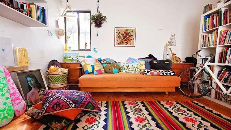 نحوه چیدن اتاق خواب سنتی قدیمی