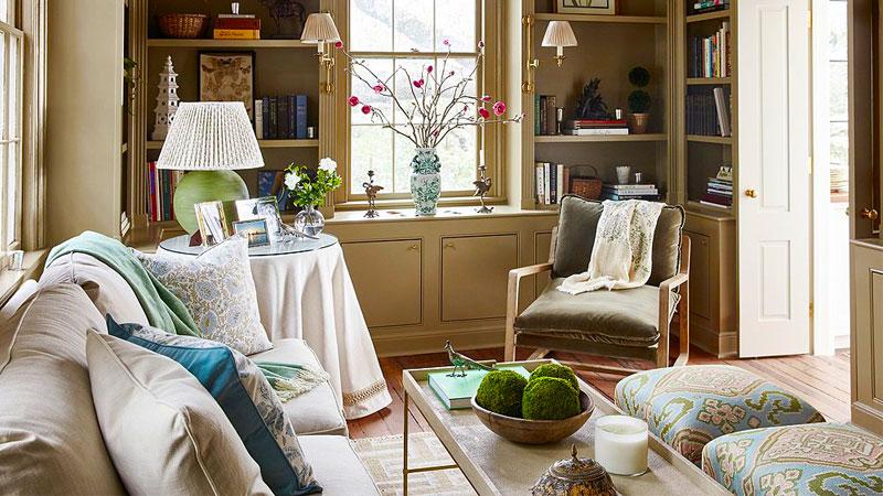 دیزاین خانه به سبک سبک دکوراسیون هوم انگلیش