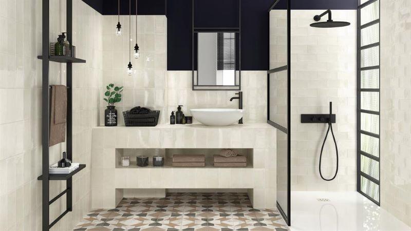 زیبایی سرویس بهداشتی خانه خود را با چیدمانی جذاب چند برابر کنید