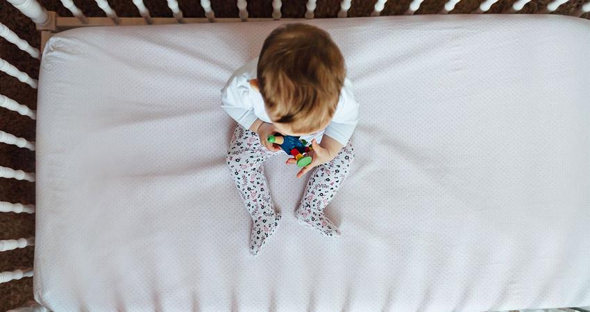 سایز استاندارد لحاف نوزاد