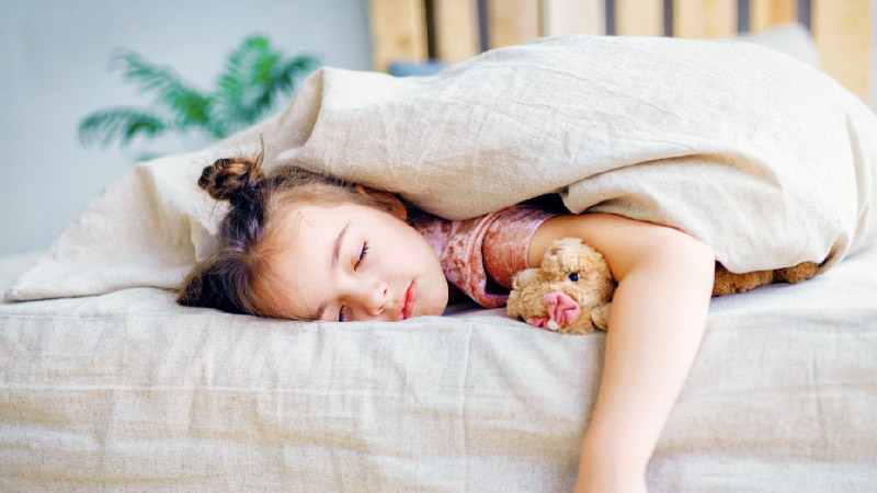 ابعاد تخت کودک مناسب دوران کودکی
