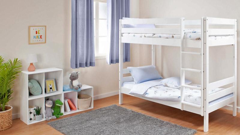 تخت دو طبقه، یک تخت خواب با ارتفاع زیاد