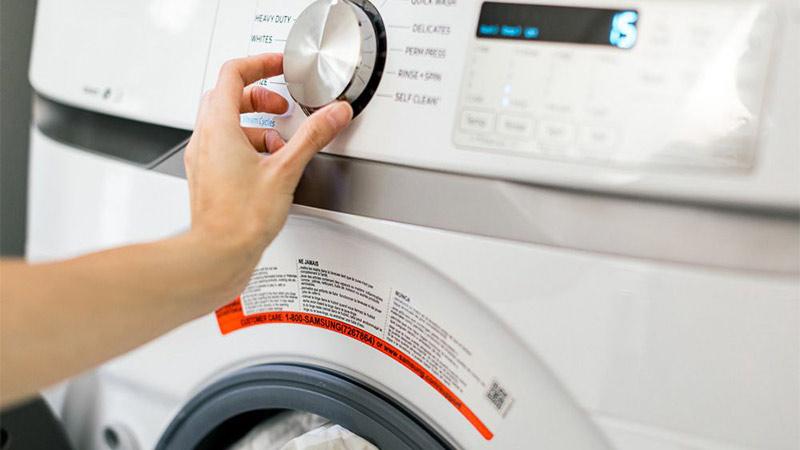 راهنمای انداختن روتختی در لباسشویی
