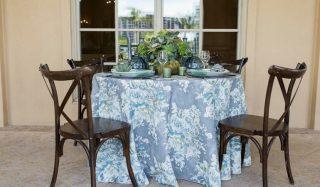 روی میز ناهار خوری چی بندازم؛ مهمترین نکات برای انتخاب رومیزی میز ناهارخوری!