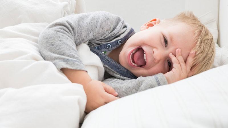 چرا انتخاب پارچه مناسب روتختی کودک مهم است؟