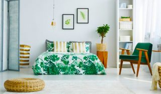 ایدههای جذاب برای ست روتختی با لوازم اتاق خواب
